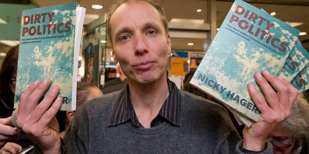Nicky Hager-Dirty Politics
