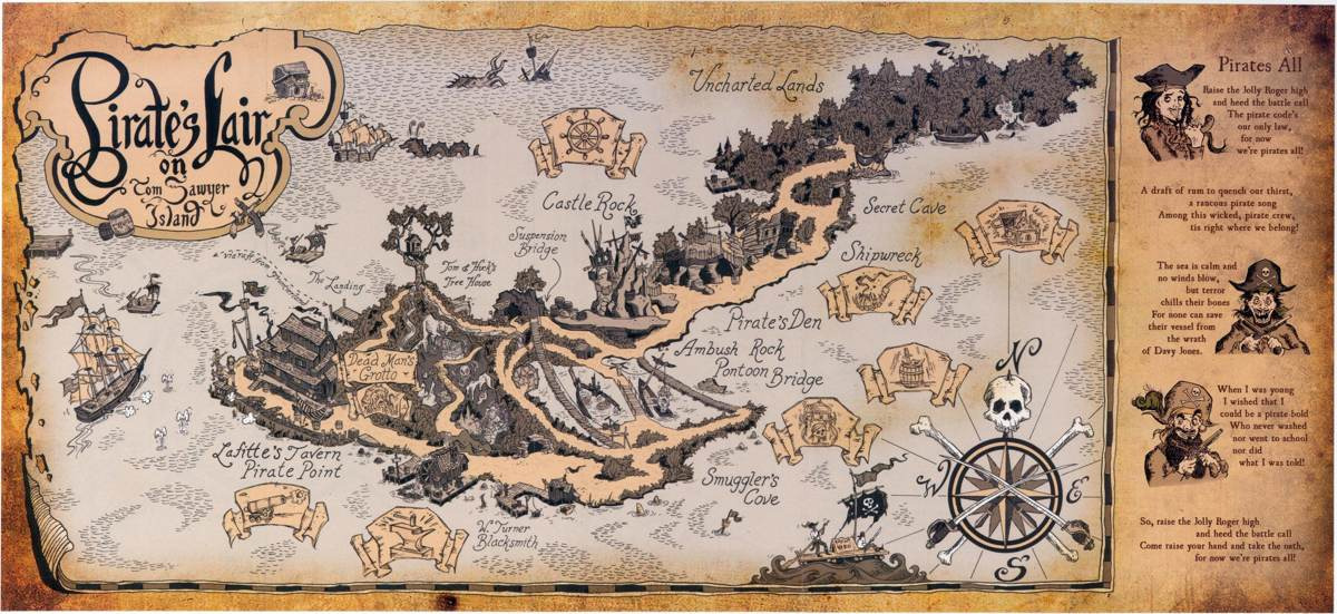 PiratesLai MapA