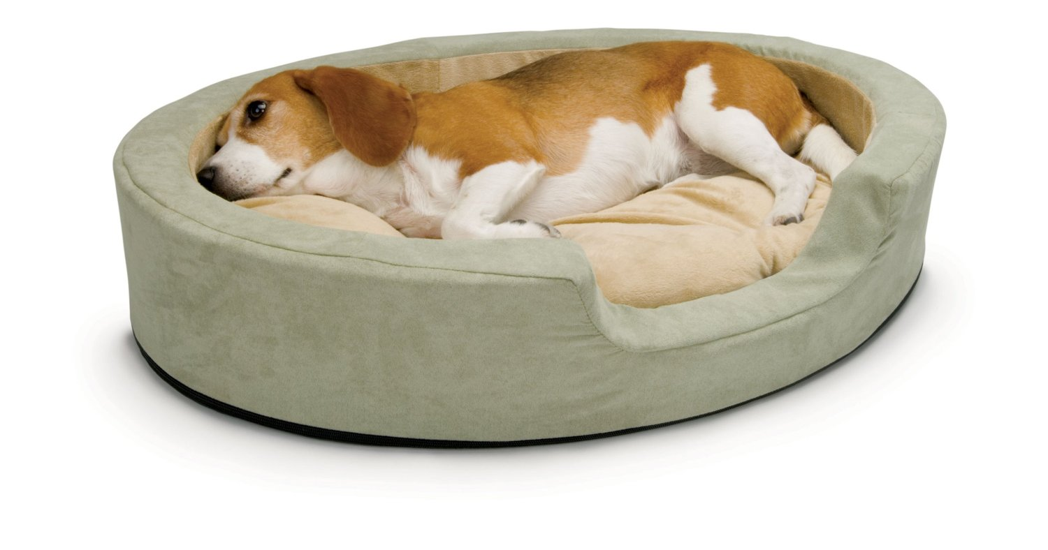 Electric Heated Dog Bed