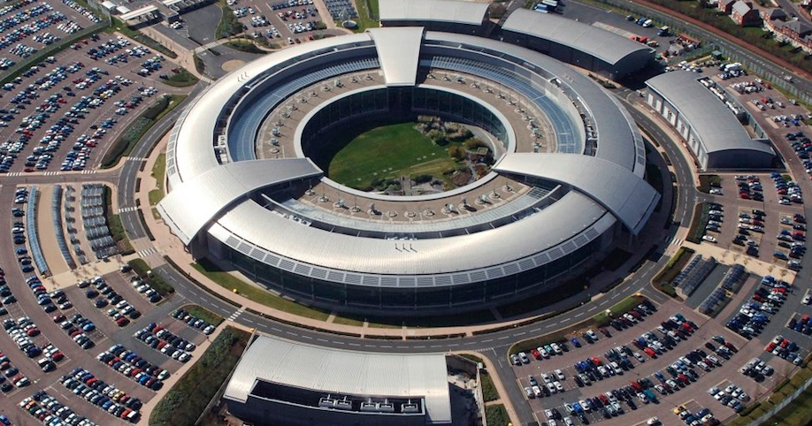 GCHQ Building at Cheltenham, Gloucestershire. Photo Defence Images/Flickr