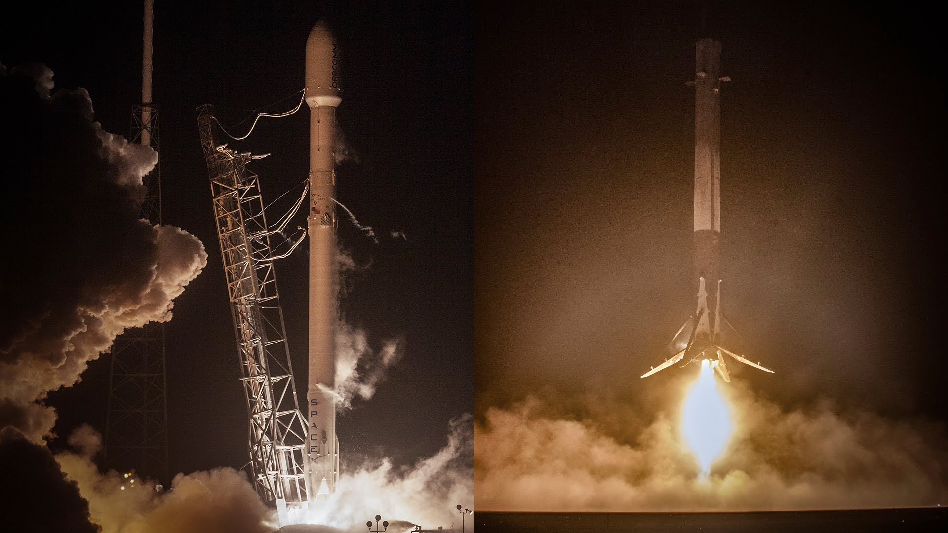 SpaceX releases new video of Falcon 9 launch and landing / Boing Boing