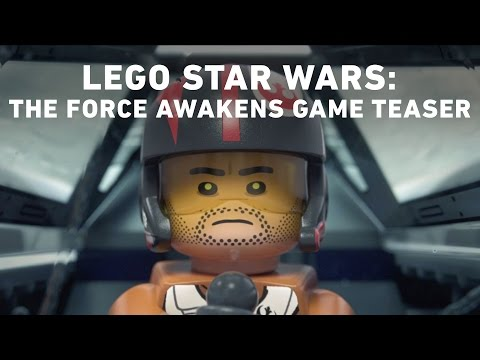 Better than the movie? LEGO Star Wars: The Force Awakens