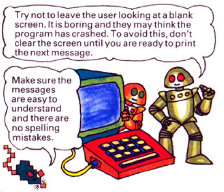 Usborne releases free PDFs of its classic 1980s computer programming books