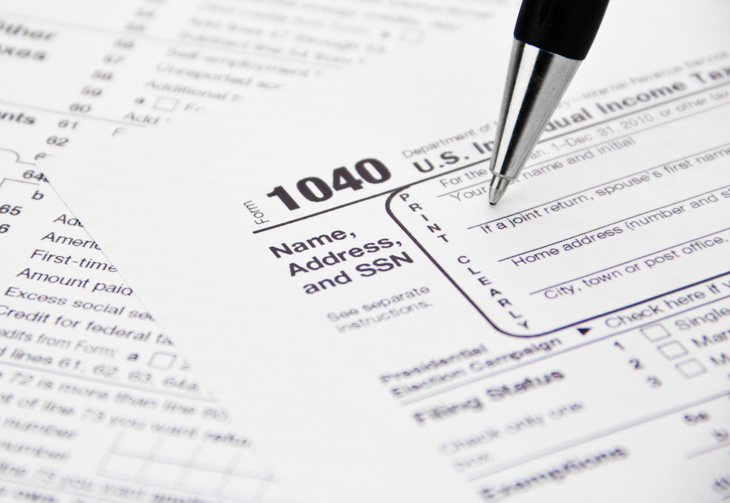 Hackers stole 101,000 taxpayers' logins/passwords from the IRS