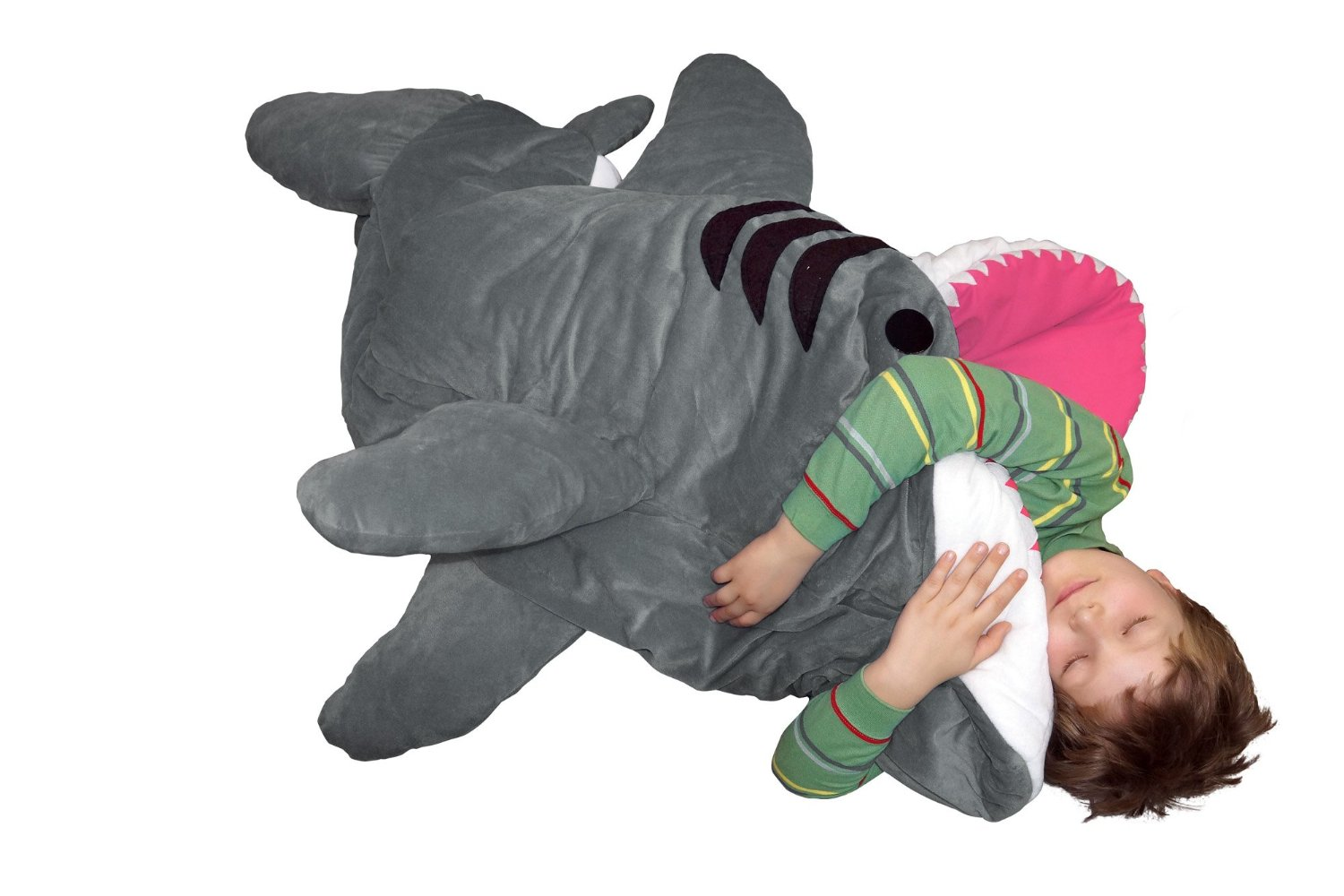 Chumbuddies: giant marine animals you sleep inside of