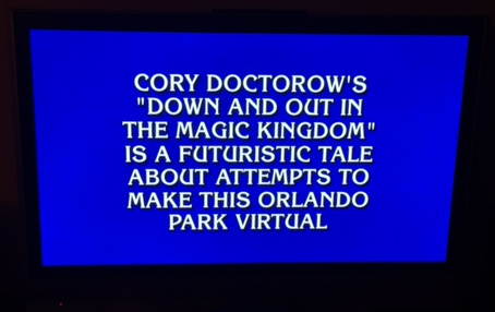 I was a Jeopardy! clue