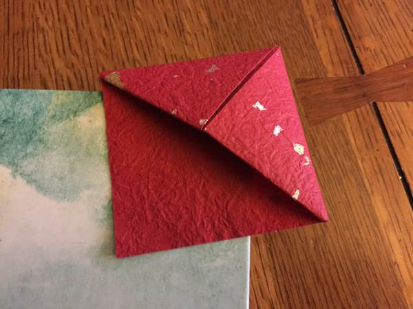 Master class, how to make an original origami penguin