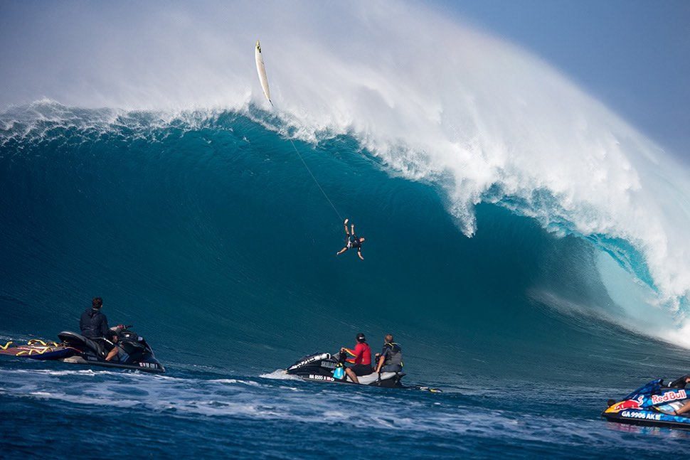 Watch the most intense surfing wipeout you've ever seen