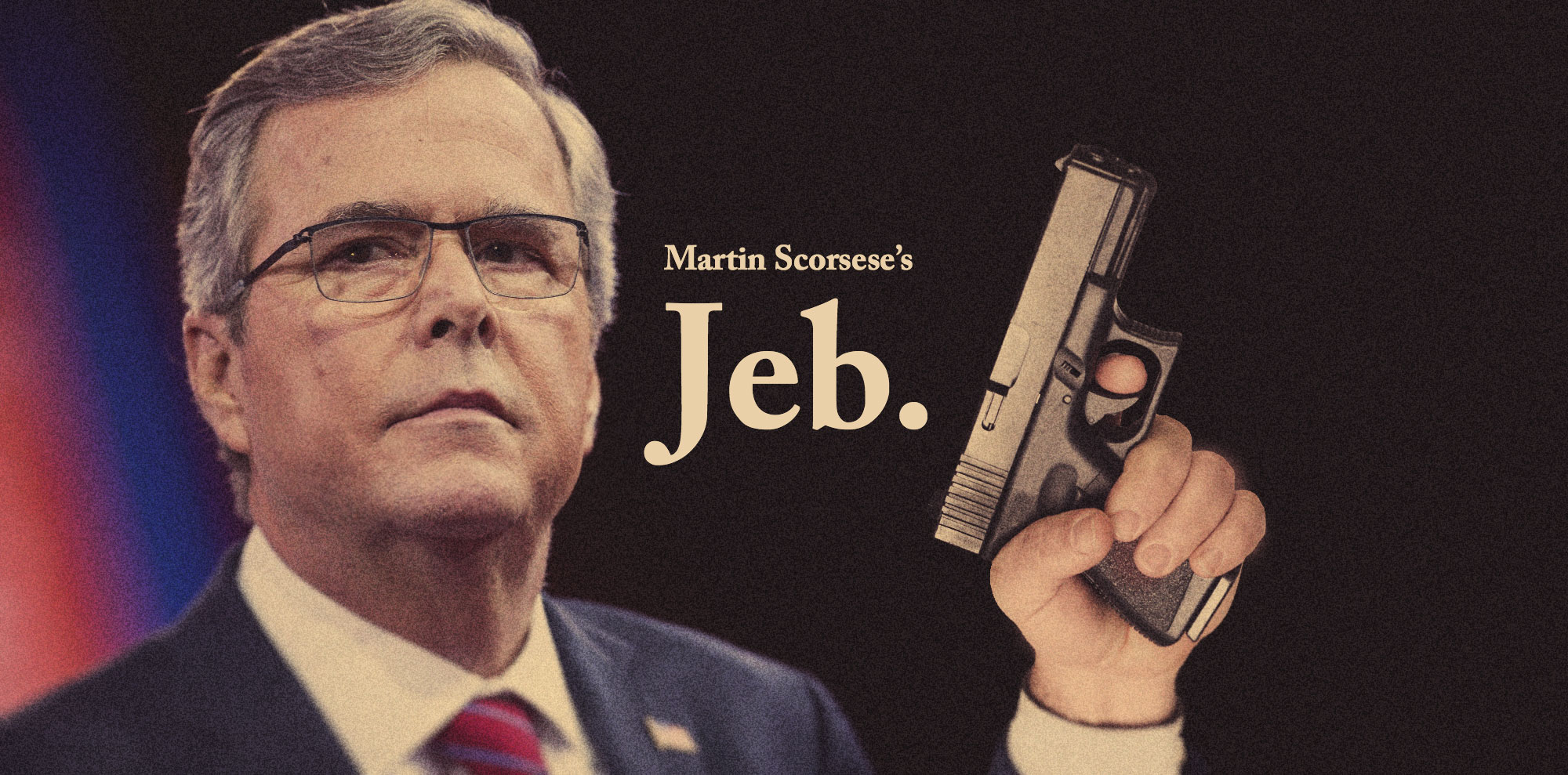 Martin Scorsese's Jeb. / Boing Boing