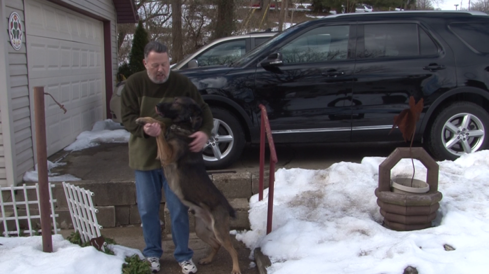 Ohio K9 police officer and dog will be allowed to retire together