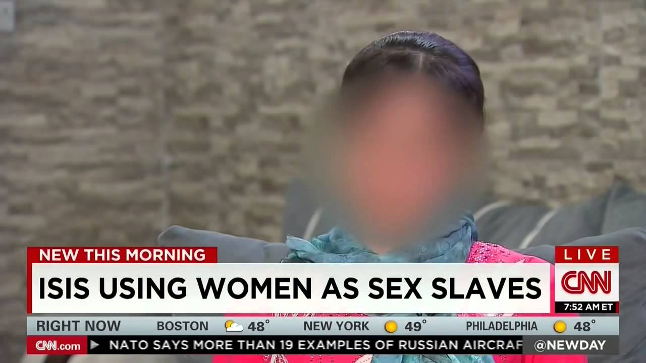 Liberated Yazidi sex-slaves become a vengeful, elite anti-ISIS fighting force