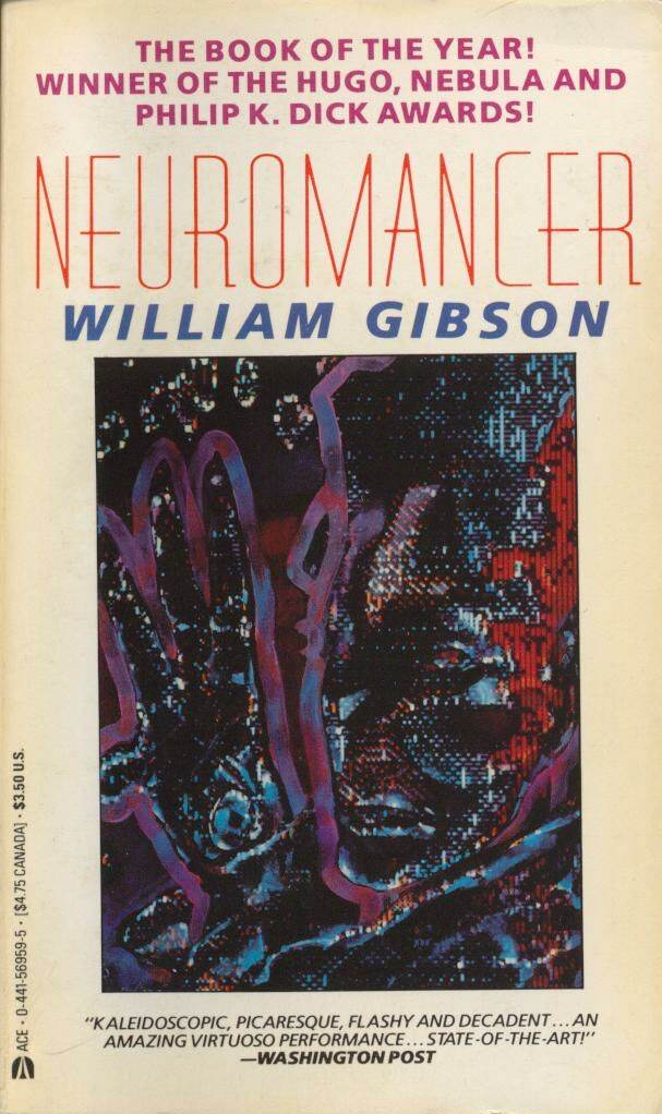 the craziness of humans in william gibsons novel neuromancer Of people also read the books in soft fie by popular books similar with william gibsons neuromancer the william gibsons neuromancer the graphic novel.