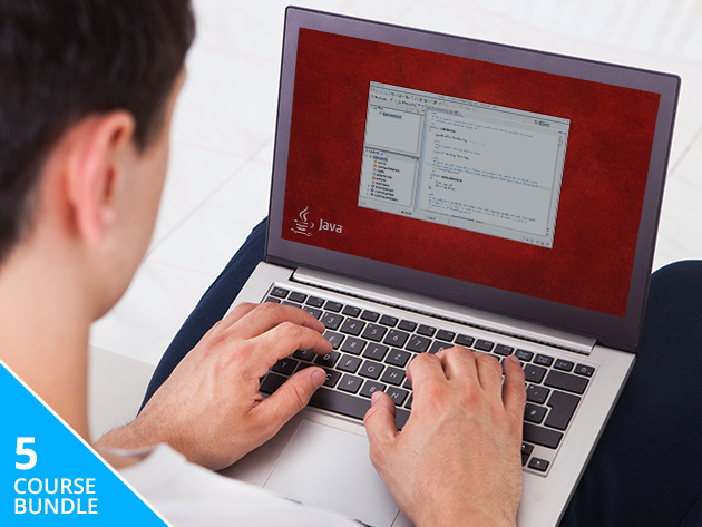 Save 86% on this Java Developer Course Bundle in the Boing Boing Store