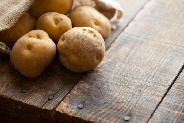 Man promises to eat potatoes only for 2016