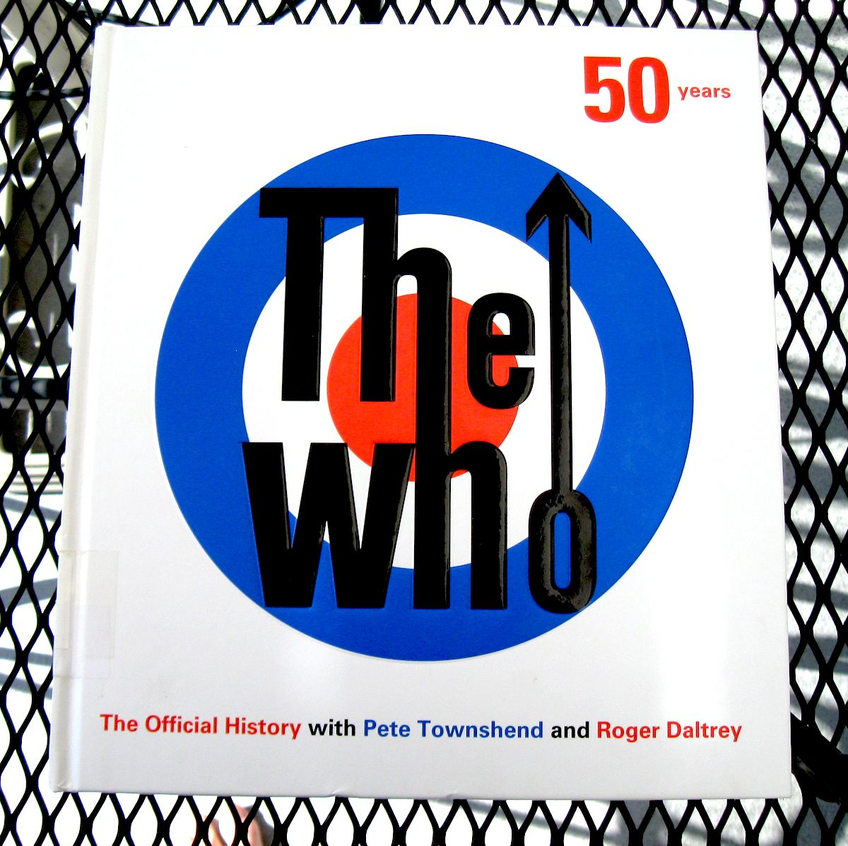 An in-depth pictorial history of The Who as well as the times themselves