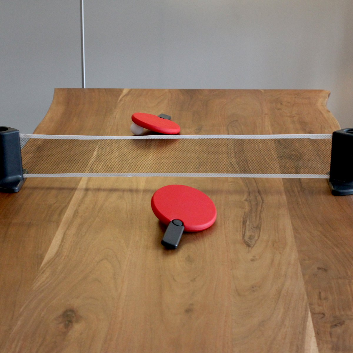 This Pongo Portable Set lets you play ping pong on any table in the house & This Pongo Portable Set lets you play ping pong on any table in the ...