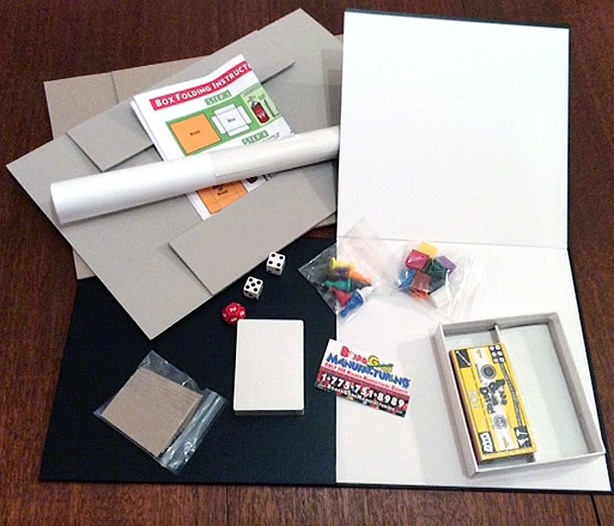 Think Up And Create Your Own Board With This Inventors Kit
