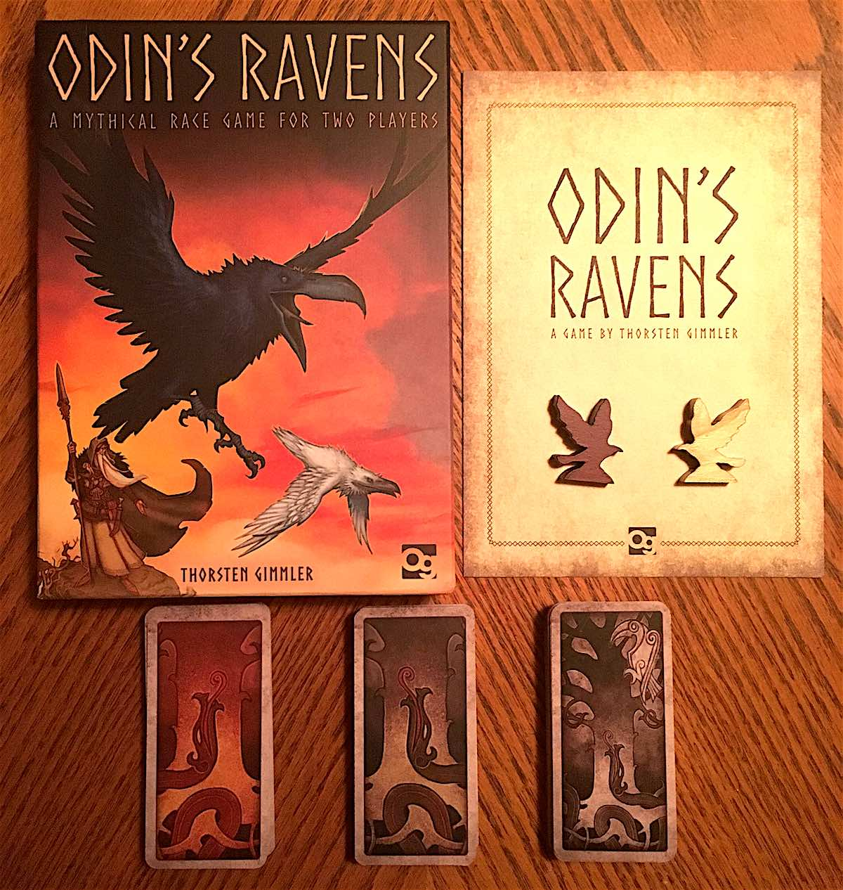 Odin S Raven A Well Loved Card Based Racing Game Gets A Swanky
