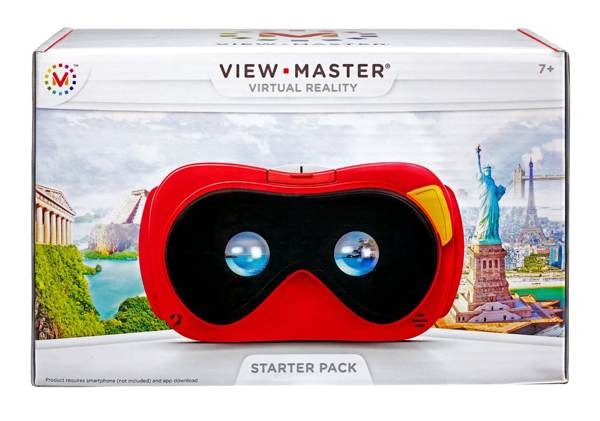 View-Master Virtual Reality viewer / Boing Boing