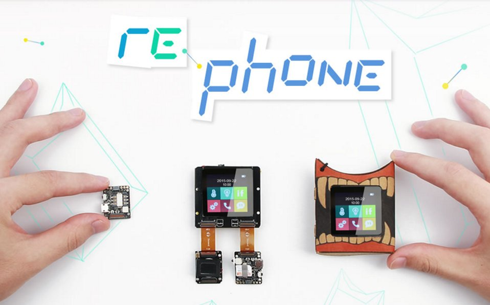 Modular cellphone kits for makers