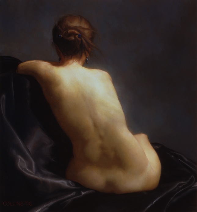 The artist reviving the exquisite techniques of the Old Masters