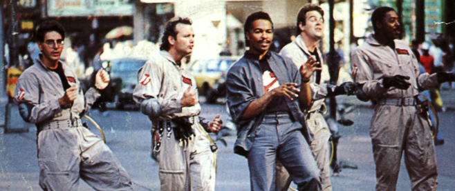 Bust some ghosts with this insane remix of Ray Parker Jr.'s 1984 'Ghostbusters' theme song