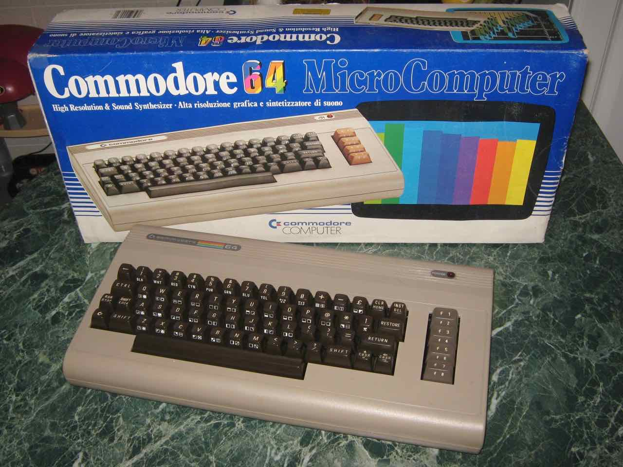 Learn All About Your New Commodore 64 Computer Boing Boing