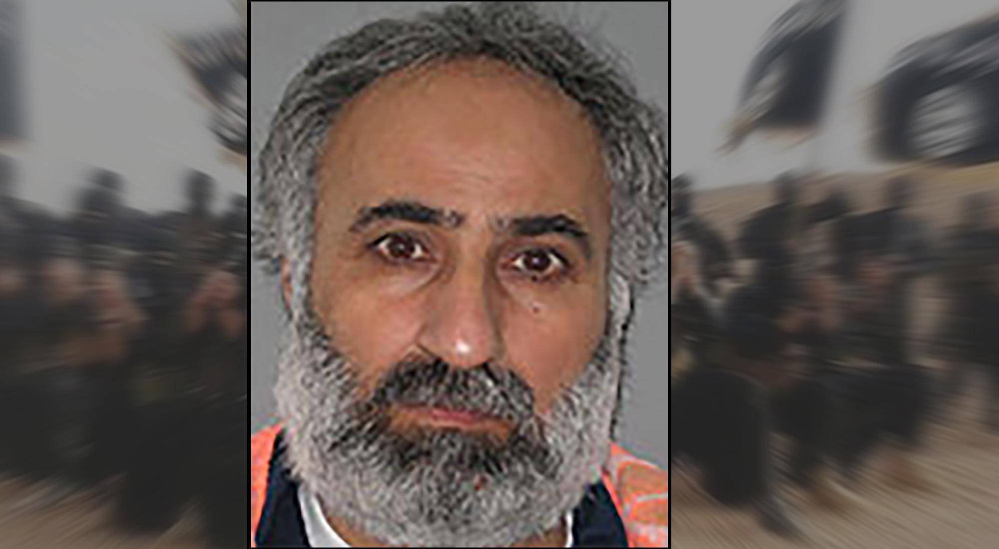 ISIS leader Abd al-Rahman Mustafa al-Qaduli