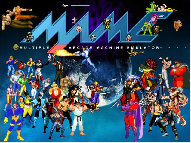 MAME is now free as well as free of charge
