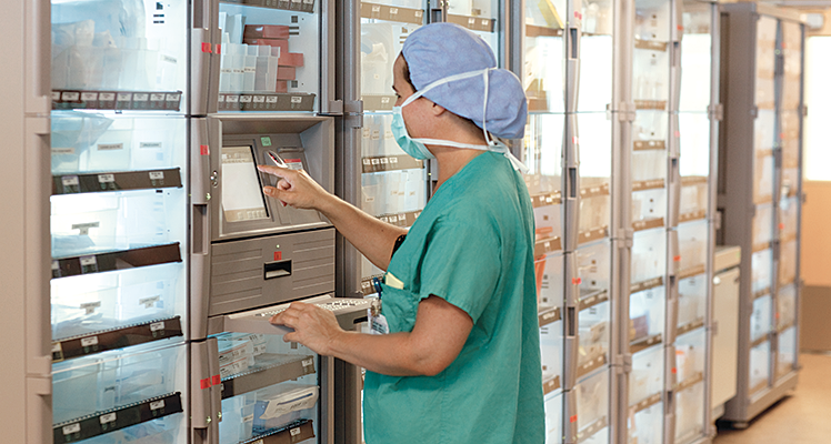 Automated Drug Cabinets Have 1400+ Critical Vulns That Will Never Be  Patched / Boing Boing