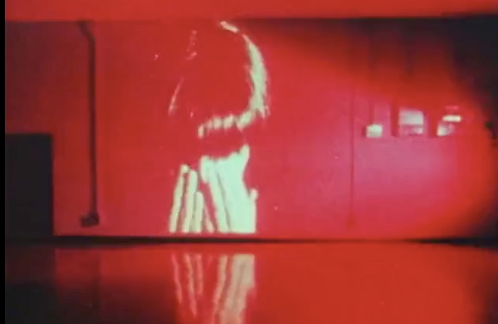 Thunder (1982): pulsing, strobing, semiotic cut-up short film