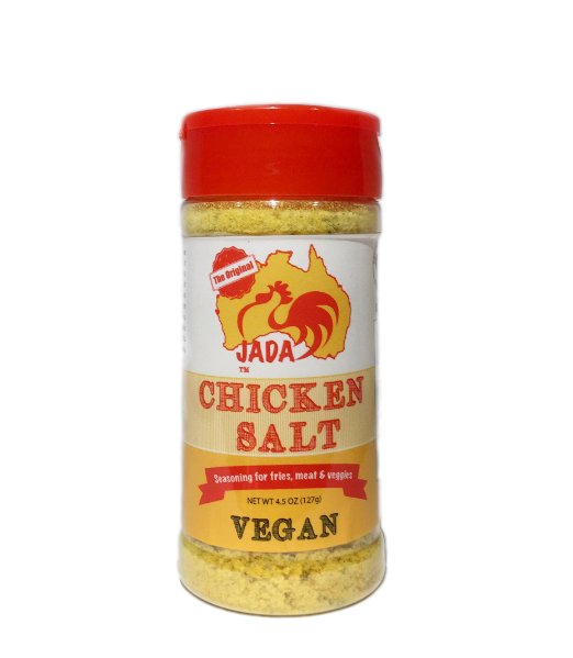 Chicken salt, with and without chicken / Boing Boing