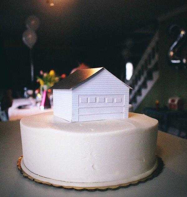 Cake Boing Boing