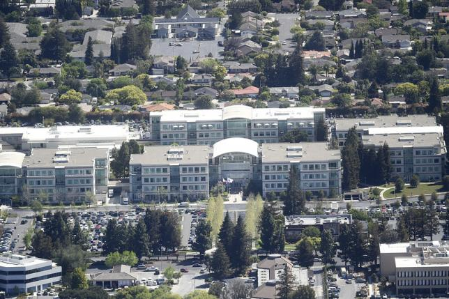 Apple campus death: Male employee dead in conference room