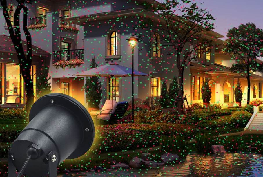 Great deal on laser landscape projector ($20) / Boing Boing