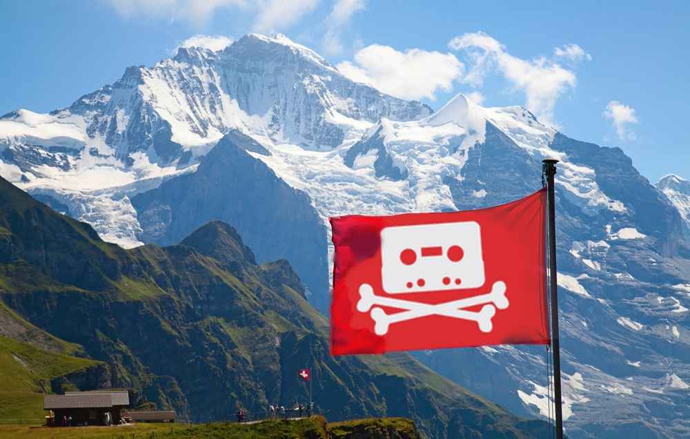 The U.S. just labeled Switzerland an internet piracy haven