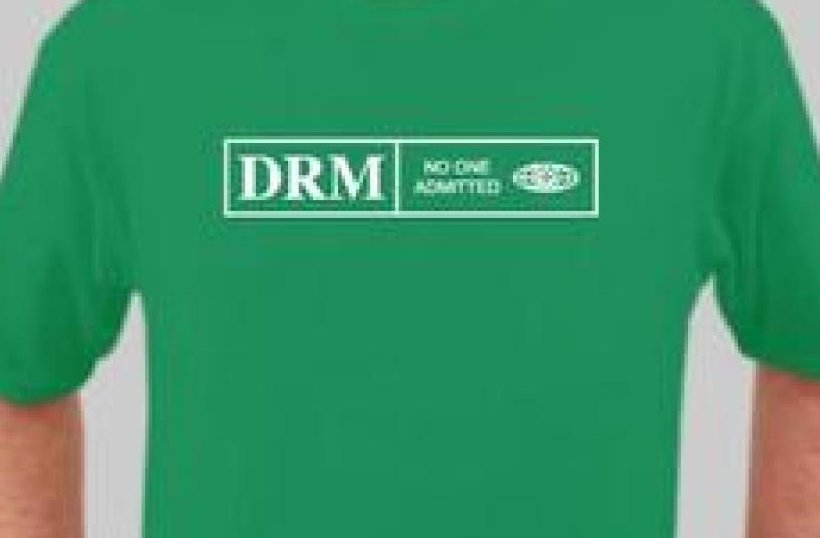 Day Against DRM: yes, ALL DRM