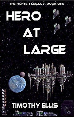 The Hunter Legacy, a great big huge space opera