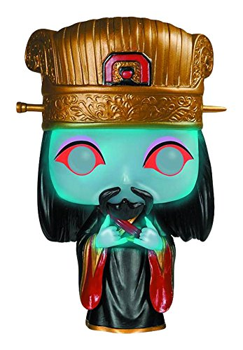 Glow-in-the-Dark Lo-Pan and other Big Trouble in Little China action figures
