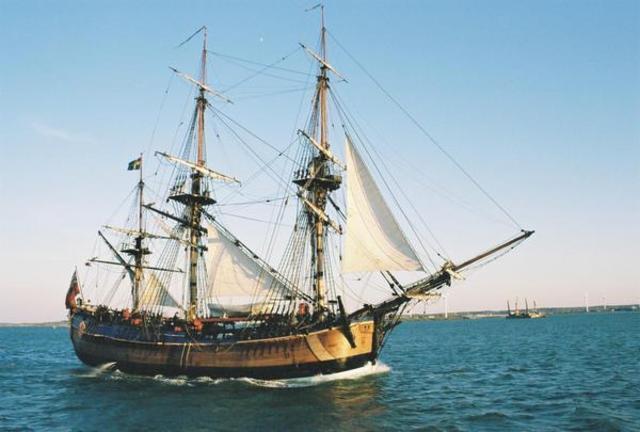 HMS_Endeavour