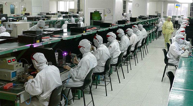 Smartphone maker Foxconn replaces 60,000 workers with robots