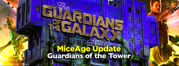 disneyland s tower of terror is turning into a guardians of the