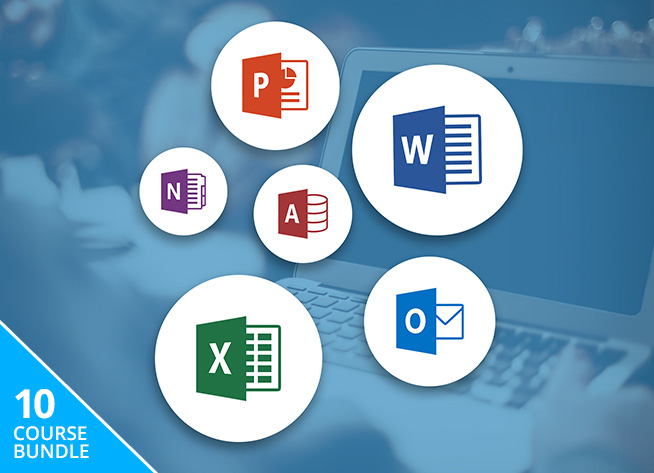 Pay What You Want for the Learn Microsoft Office 2016 Training Bundle