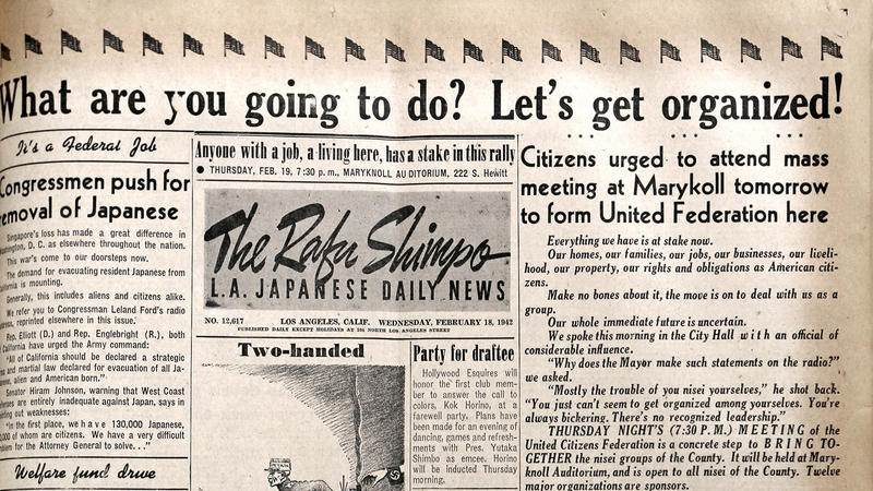 L.A. Japanese-American newspaper must get 10,000 subscribers by year's end -- or close its door