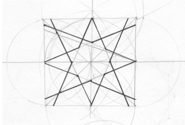 How to draw Islamic geometric patterns / Boing Boing