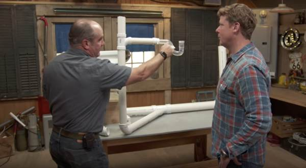 A great video that explains home plumbing drainage