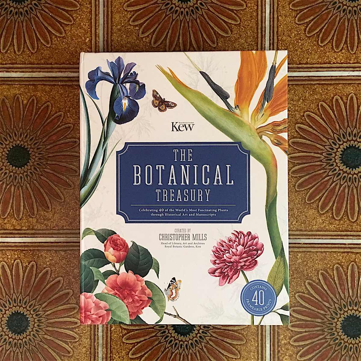 The Botanical Treasury celebrates 40 of the world's most fascinating plants