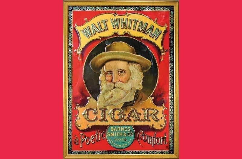 Walt Whitman patriotic poet, gay iconoclast, shrewd marketing ploy, or all three?