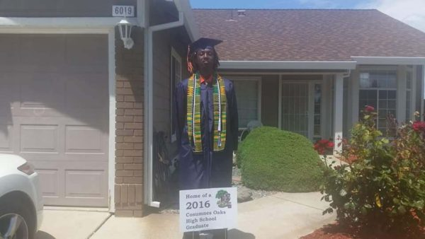 Student ejected from ceremony for graduating while black