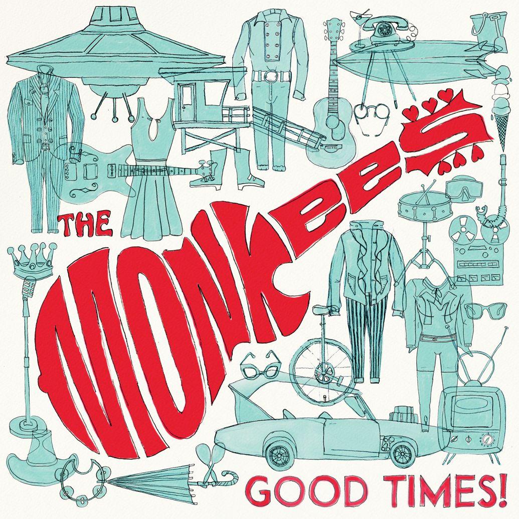 The Monkees' impressive new album